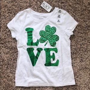 NWT Carter's Girls Graphic Tee Size 3T